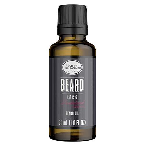 Art Shaving Beard Oil Sandalwood