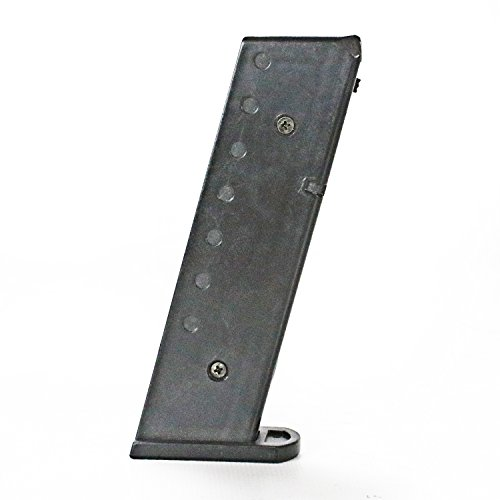 Airsoft Gas Magazine Clip - BBTac M22 Clip - 15 Round Capacity Mag, Spare Clip Extra Airsoft Magazine for 6mm BBS Airsoft Gun Pistol