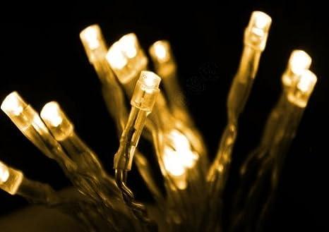 300er led lichterkette strom für außen lichtfarbe warmweiss kabel ...