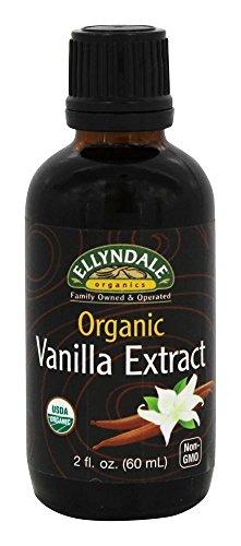 Ellyndale OrganicsTM Vanilla Extract 2 oz