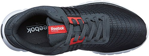 Reebok Sublite ESCAPE 3.0 fitness shoes hombres gravel-black-red rush-white
