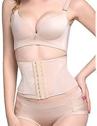 cd46374b1bf Women s Short Torso Waist Trainer Cincher Tummy Slimmer Body Shapewear  Girdle