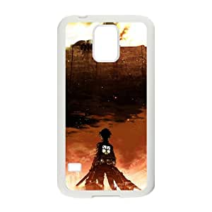 HRMB Attack on Titan Cell Phone Case for Samsung Galaxy S5