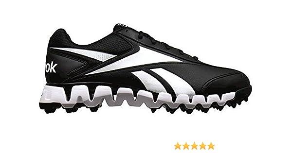 Amazoncom  Reebok Zig Magistrate Mens Umpire Shoe 9 BlackWhite   Fashion New