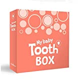 Baby Tooth Box Organizer Baby Album Tooth Case Baby Gift Kids Tooth Storage