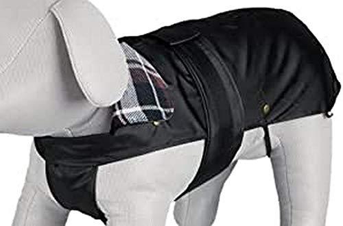 TRIXIE Capa Paris, XS, 30 cm, Negro, Perro