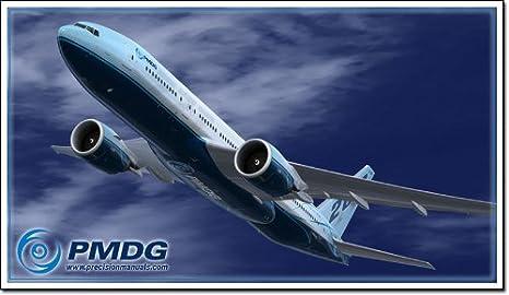 PMDG 777 (PC DVD): Amazon co uk: PC & Video Games