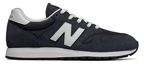 フローアラバマプロフィール(ニューバランス) New Balance 靴?シューズ メンズライフスタイル 520 70s Running Outerspace with White アウター ホワイト Men's 11 , Women's 12.5 (M 29, W 29.5)