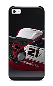 First-class Case Cover For Iphone 5c Dual Protection Cover Ducati Motorcycle
