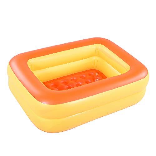 HIWENA Inflatable Kiddie Pool, 45