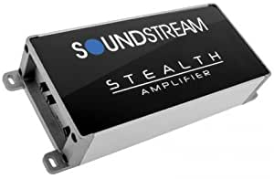 Soundstream 2-Channel 500W Max Class-D Amplifier ST2.500D