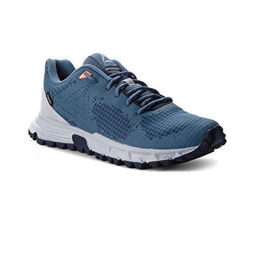 6 000 Gtx Chaussures Reebok cloud Sawcut Multicolore Femme Fitness 0 Slate blue di Navy Grey De collegiate wUa5Expq