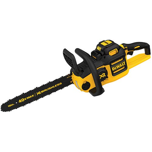 DEWALT DCCS690M1 40V 4AH Lithium Ion XR Brushless Chainsaw, 16″