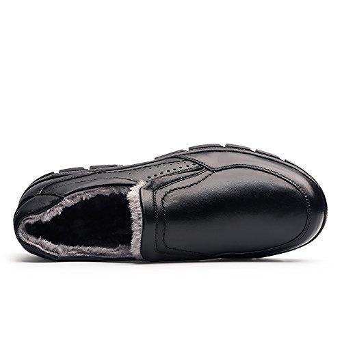Sandalias negro Salabobo cuña hombre con HfdIxwvdq