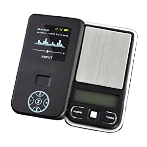 Amput APTP445B 200g/0.01g Jewelry Gold Silver Coin Herb Pocket Digital LED Scale