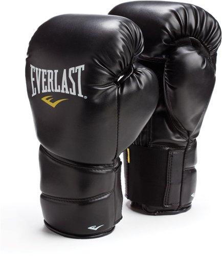 Everlast protex2トレーニンググローブ、Large/Xtra Large (ブラック) B002V3A8N8