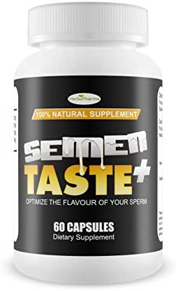 SemenTASTE+ Improve, Increase Semen Taste, Better Flavour