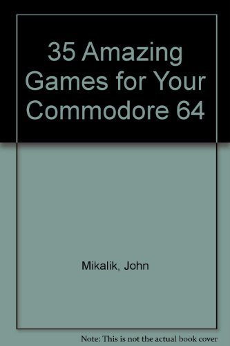 41nBa4M9k2L - 35 Amazing Games For Your Commodore 64