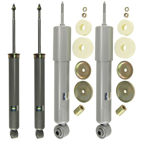 Hot 1700 - SENSEN Shocks Struts, Full Set, 4 Pieces, Lifetime Warranty supplier