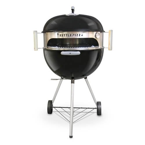 Father's Day Gift Pack for Weber 22 Kettle Grills - Includes KettlePizza Oven & Smokenator Smoker by KettlePizza & Smokenator
