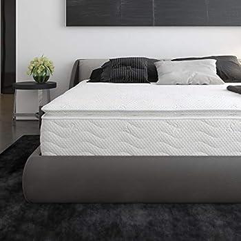 Amazon Com Signature Sleep Memoir 12 Inch Memory Foam