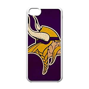 Sports minnesota vikings iPhone 5c Cell Phone Case White 91INA91485946