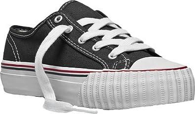 k-Swiss Bigshot Light Mens Tennis Shoes White/Black/Red 408575-03027-137-m