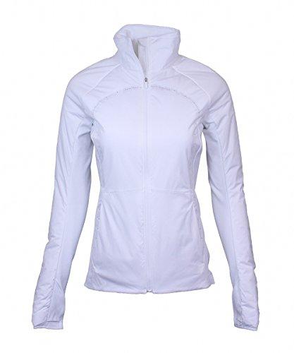 Lululemon White Run For Cold - Jacket Lululemon Run