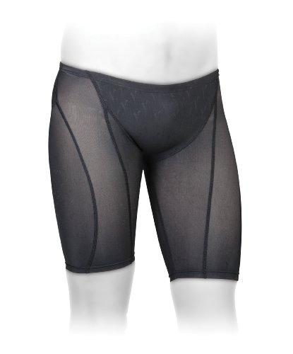 Finis Men's Hydrospeed 2 Jammer Swimsuit (Black, 32)