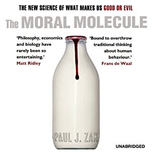 The Moral Molecule Audiobook
