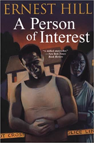 Book A Person of Interest