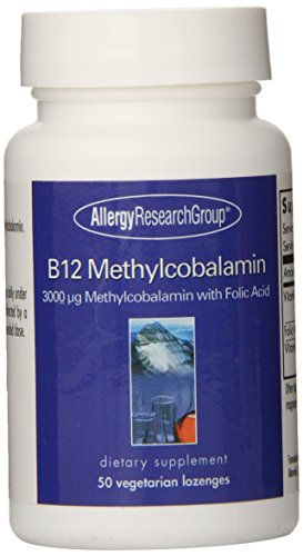 B12 Methylcobalamin 3Vitamin 000 mcg 50 Lozenges