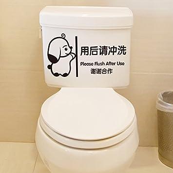 Gosunfly Kreativität Persönlichkeit Lustige Toilette Toilette