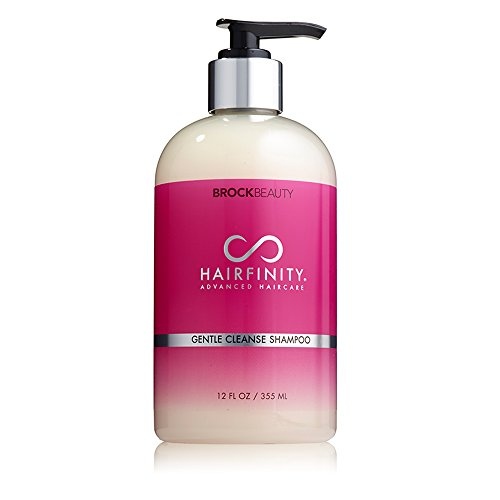 Brock Beauty Hairfinity Gentle Cleanse Shampoo