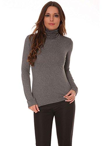 pull gris dmarkevous Sous Sous femme gris pull femme dmarkevous v10nYTp1