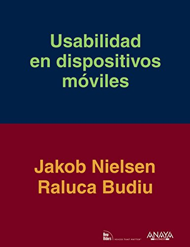 Usabilidad en dispositivos móviles / Mobile Usability (Spanish Edition)