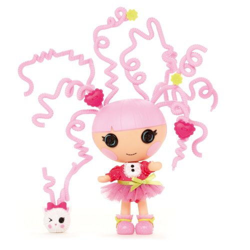 Lalaloopsy Littles Silly Hair Doll, Trinket Sparkles