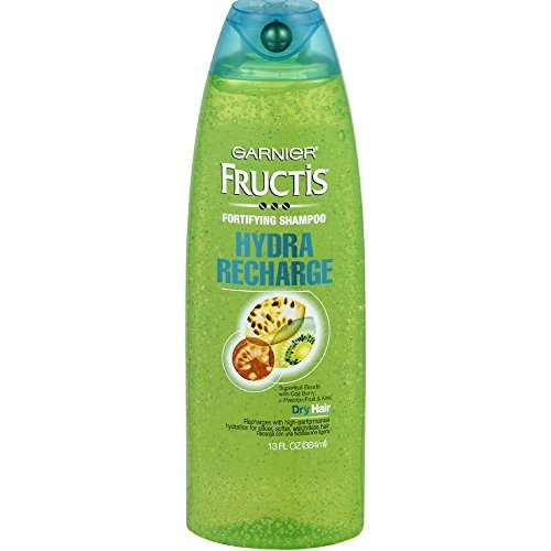 ifying SHampoo, Hydra Recharge for All Hair Types 13 oz (Pack of 3) (Garnier Fructis Fortifying Shampoo)