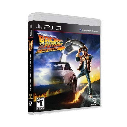 Back to the Future- The Game - Playstation 3 Back To The Future Nes Game