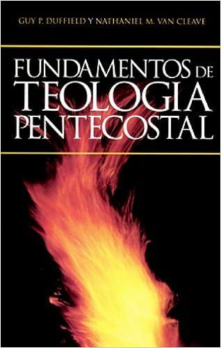Fundamentos de Teologia Pentecostal