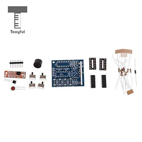 Sala-Fnt - 16 Music Box 16 Sound Box Electronic Production DIY Kits 16-tone Box