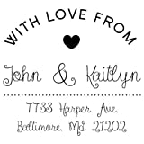 Re:Marks Address Stamp (With Love)