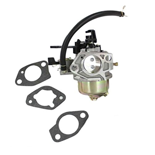 HURI Carburetor with Gasket for 420CC 15HP Gasoline Engine Brush Master DEK Chipper Shredder CH1 CH4