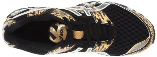 asics gel noosa tri 8 black and gold