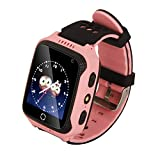 Liobaba Smart Watch for Children Kids GPS Watch for Apple for Android Phone Smart Baby Watch Electronics