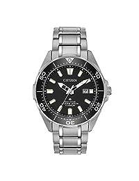 Citizen BN0200-56E Promaster Men's Watch Silver 44mm Titanium