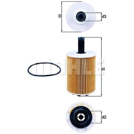6L Mannol 5 W de 40 + Siervo Mahle filtro + Juego de accesorios: Amazon.es: Coche y moto