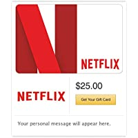Deals on $100 Netflix Gift Card (Email Delivery) + Free $10 Amazon Credit