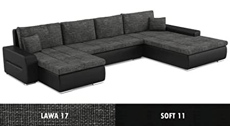 corner products furniture modern bialy arthauss mixczarny venus czerw bed sofa