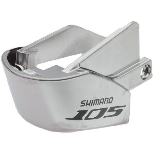 - Shimano ST-5700 105 Name Plate and Screw (Silver,)